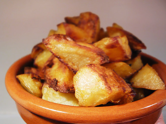 Patatas Bravas | LondonEats