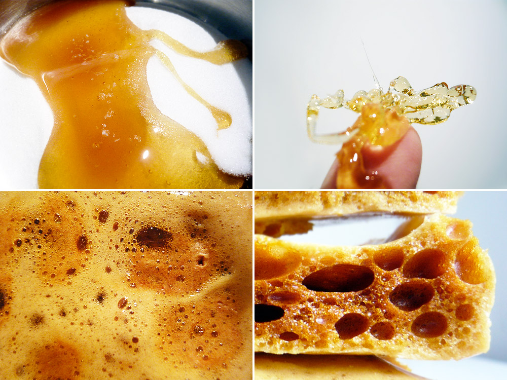 Honeycomb Brittle Recipes — Dishmaps