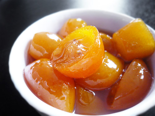 Candied Kumquats | LondonEats