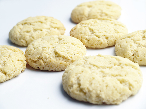 Ammonium carbonate cookie recipe