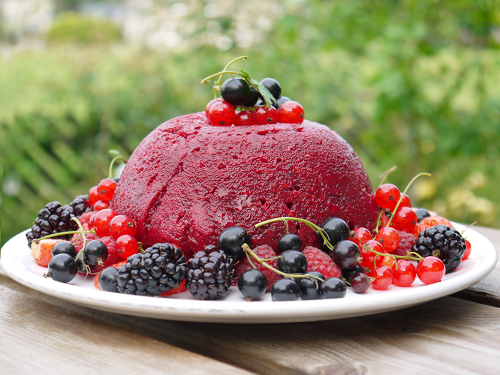 Summer Pudding | LondonEats