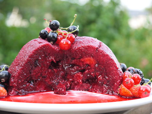 Summer Pudding   LondonEats