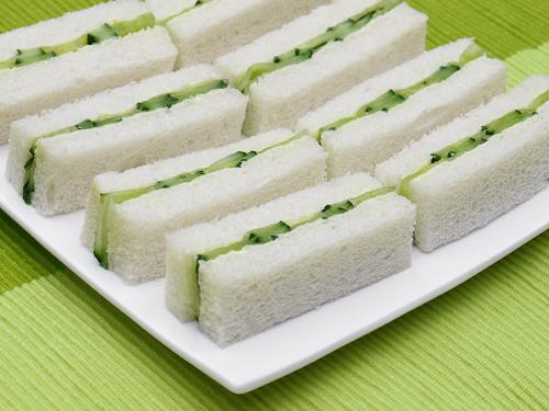 cucumbersandwiches