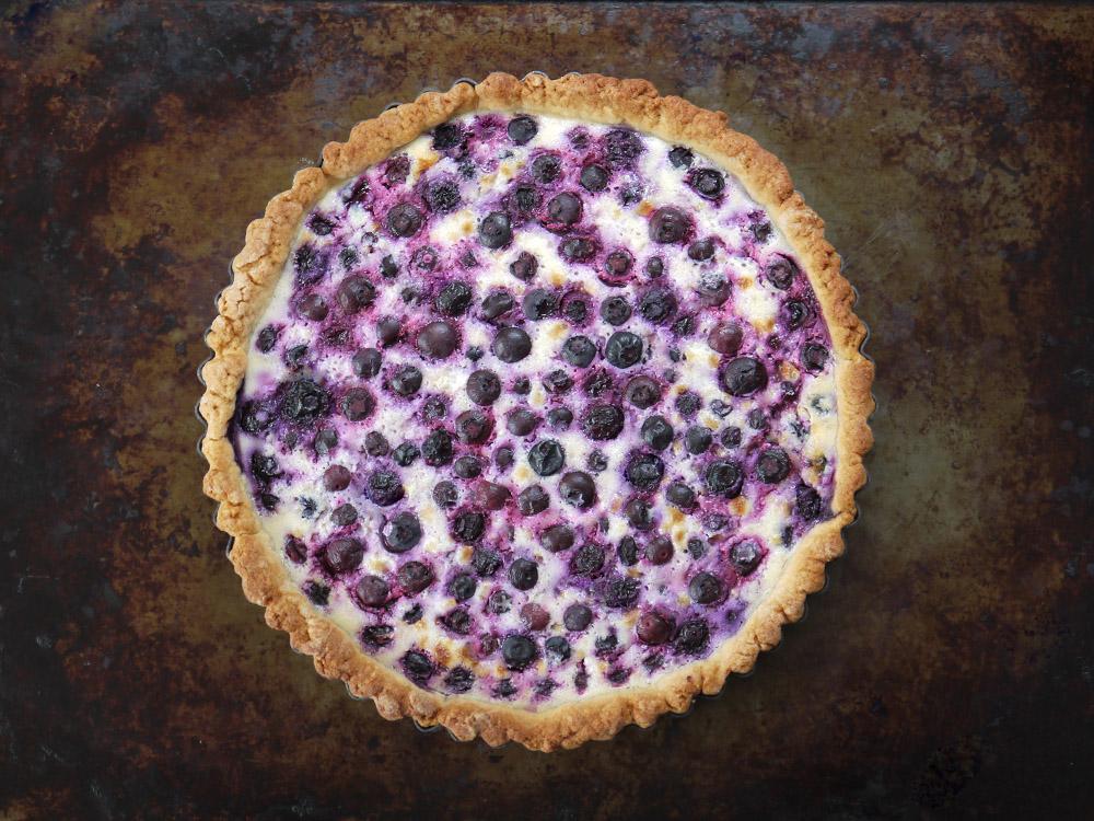 Miisa Mink's Blueberry Tart With Rye Recipes — Dishmaps